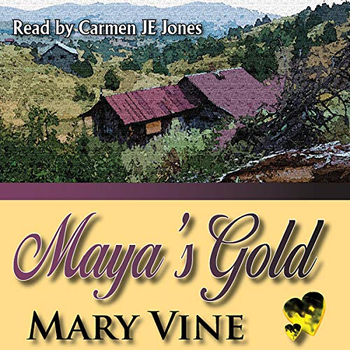 Maya's Gold audiobook cover art