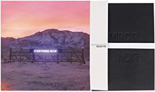 Archives Arcade Fire DVD Deluxe Extra Content Short Films Miroir Noir making of 2007 album 'Neon Bible' Keep the Car Running + Everything Now LP Record Rock Music Band Bundle