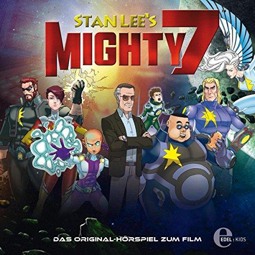 Stan Lee's Mighty 7 Titelbild