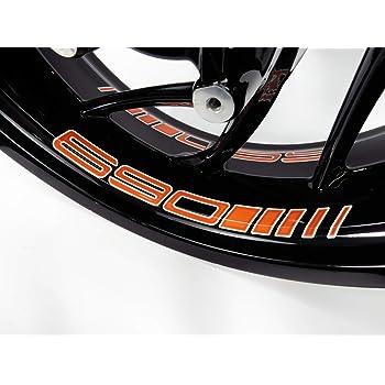 Bike Label 790076 - Juego de 4 Adhesivos para Fondo de llanta para ...