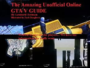 GTA V: The Amazing Unofficial Online Guide