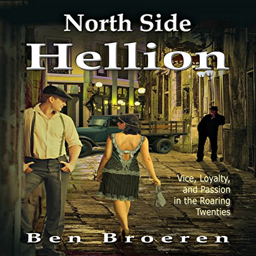 North Side Hellion audiobook cover art