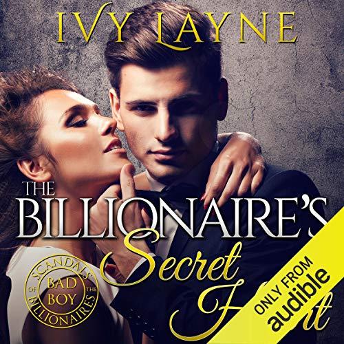 The Billionaire's Secret Heart audiobook cover art
