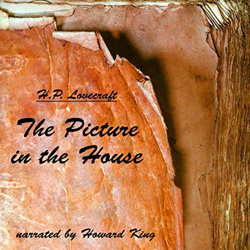 The Picture in the House audiobook cover art