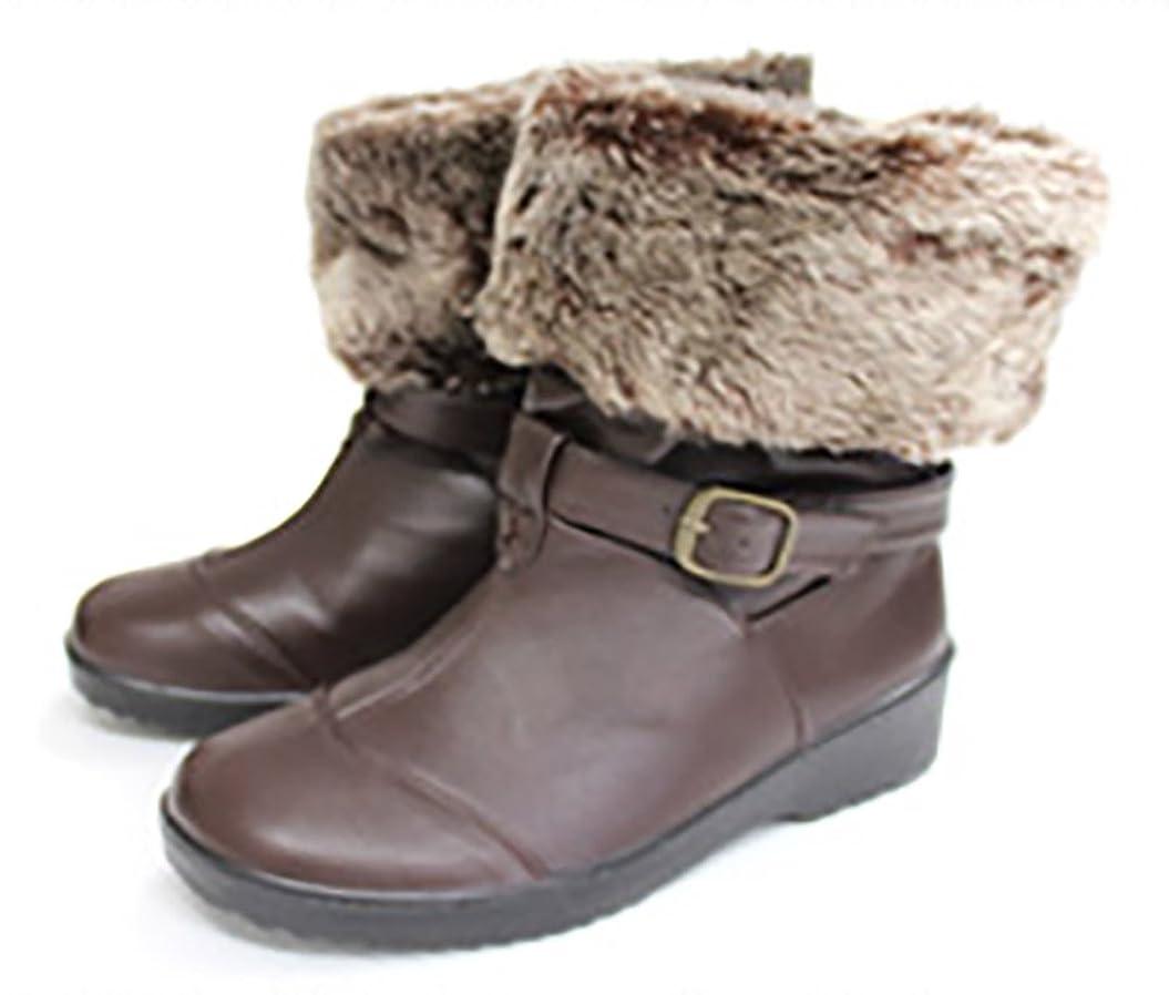 成熟したうまくいけばうんざり[アミアミ] 防水 冬底 仕様 ショート ブーツ