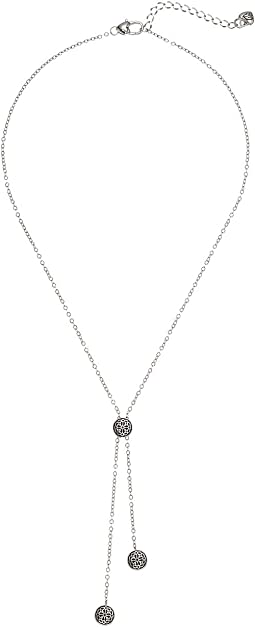 Brighton Ferrara Petite Y Necklace