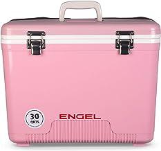 ENGEL Cooler/Dry Box 30 Qt - White