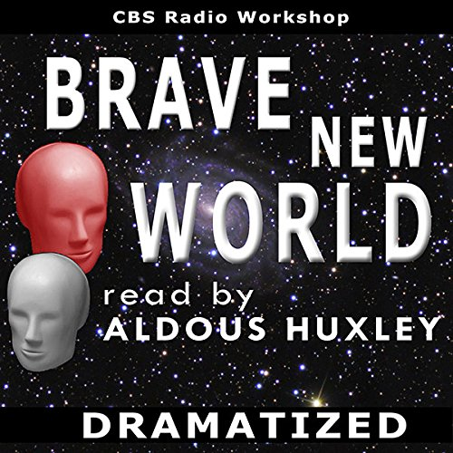 Brave New World (Dramatized) audiobook cover art