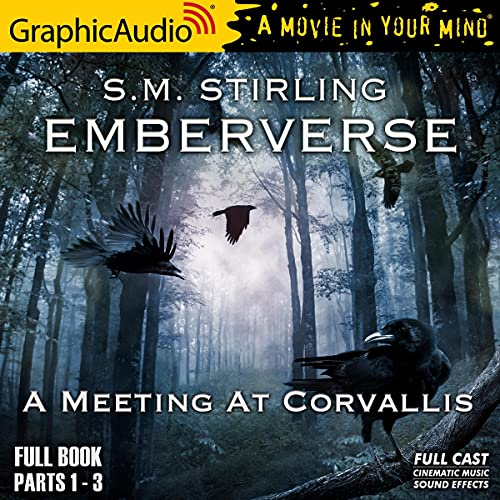 A Meeting in Corvallis (Dramatized Adaptation) cover art