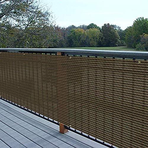 Protección De Privacidad Valla De Jardín Valla Exterior Balcón Toldo Lateral Protección De Privacidad 160Gsm Permitir Vallas Decorativas