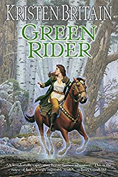 Green Rider by [Kristen Britain]