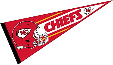 kansas city chiefs pennants