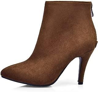 BalaMasa Womens ABS13860 Pu Boots