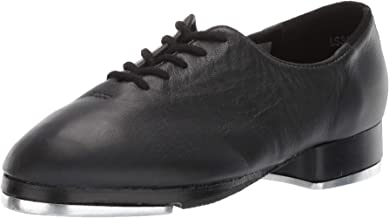Leo Girls' Giordano Jazz Tap Dance Shoe