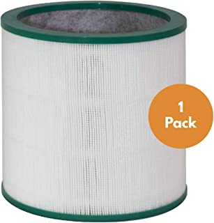 True HEPA Replacement Compatible with Dyson 968126-03 Evo Filter for TP01, TP02 and BP01 Air Purifier Models
