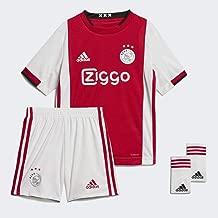 Wei/ß 150 x 17 cm Amsterdam Rot Schal AFC Ajax im Jahr 1900