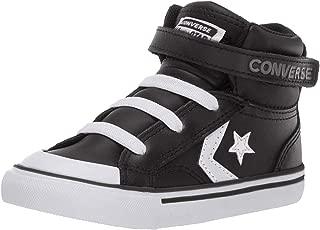 Kids Infants' Pro Blaze Strap Leather High Top Sneaker