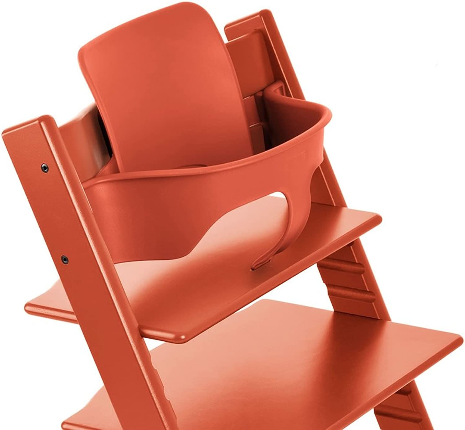 Stokke Tripp Trapp Baby Set - Lava orange