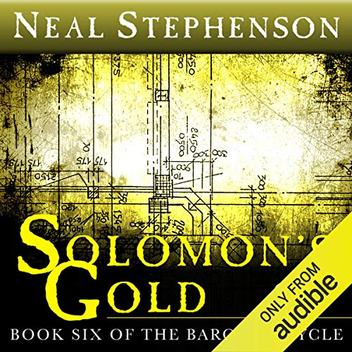 Couverture de Solomon's Gold