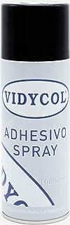 Adhesivo Spray Multiusos. Lata de 400ml. Pegamento FÁCIL y limpio de usar.