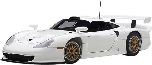 connotación de lujo discreta AUTOart 89771 PORSCHE 911 911 911 GT1 1997 PLAIN BODY Version blanco by AUTOart  mejor moda