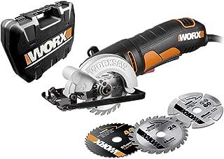 comprar comparacion Worx WorxSaw WX423.1 - Sierra circular (400W 27mm)