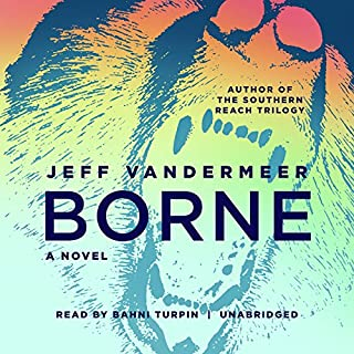 Borne cover art