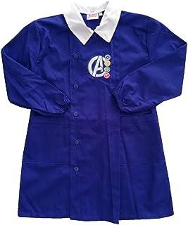 Generico Grembiule Scuola ELEMENTARE,Avengers G050,Originale Marvel-Alta QUALITA' (90)