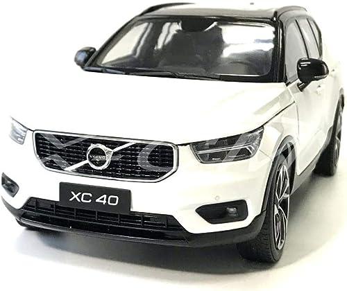Maisto 1 18 Volvo Xc40 Sport Version Sport Auto Metall Auto Modell Ornamente Simulation Legierung Modellauto Sammlung Geschenk Simulation Miniaturmodelle Fahrzeuge (Farbe   Weiß)