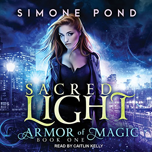 Sacred Light audiobook cover art