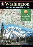 Benchmark Washington Road   Recreation Atlas, 8th Edition (Benchmark Road & Recreation Atlas)