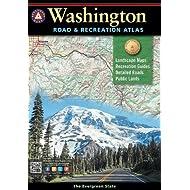 Washington Road and Recreation Atlas (Benchmark Road & Recreation Atlas)