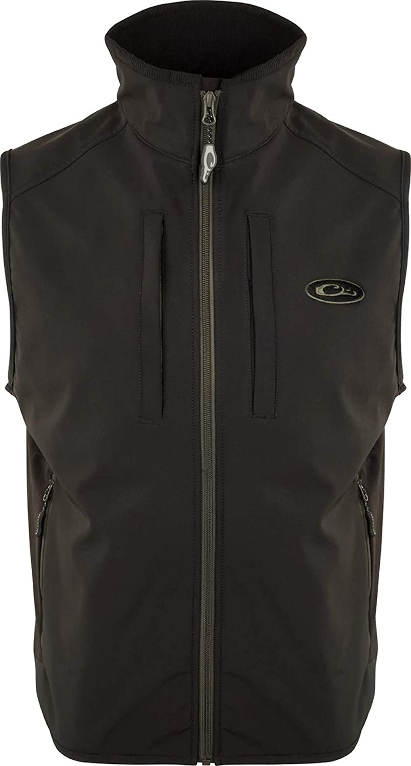 Drake Waterfowl Windproof Tech Ranking TOP14 Vest Polyester Max 56% OFF