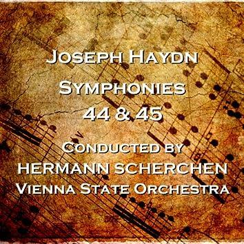 Haydn: Symphonies Nos.. 44 & 45