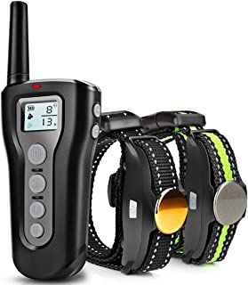 Best dog training collar 2 dogs Reviews