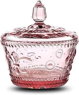 Best pink depression glass lid Reviews