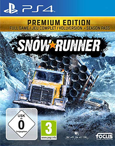 Snowrunner: Premium Edition - [PlayStation 4]