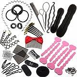 Luckyfine Accesorios de Peinado Kit