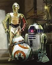 Star Wars Droids Poster 60 x 90 cms
