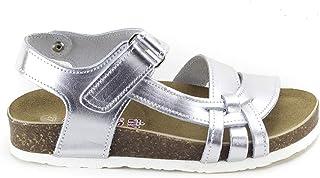 Minipicco Kız Çocuk Deri Ortopedik Sandalet