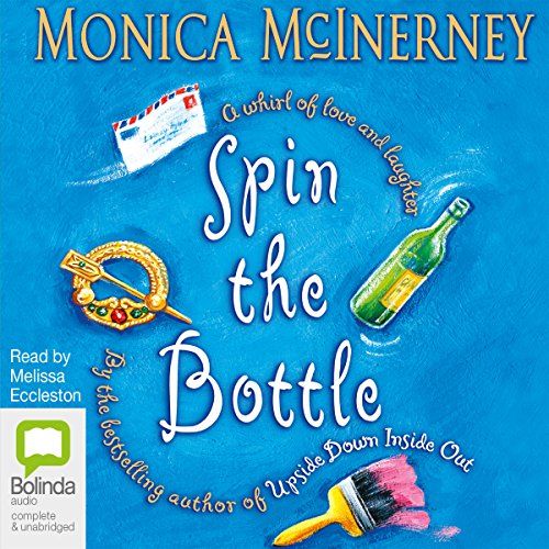 Spin the Bottle audiobook cover art