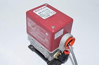 Marsh BELLOFRAM 966-630-000 TRANSDUCER with MOUNTING Bracket Type 1001 NEMA 1 0-10 VDC PSI 3-27
