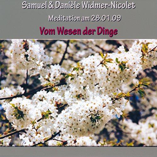 Ausweglosigkeit & Vom Wesen der Dinge: Meditation am 22.10.2008 und 28.01.2009