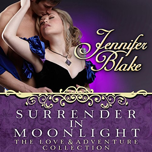 Surrender in Moonlight audiobook cover art