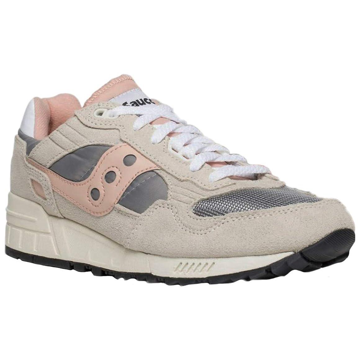 船員たぶん系統的Saucony Shadow Vintage, Shoe for Women 25,5 White