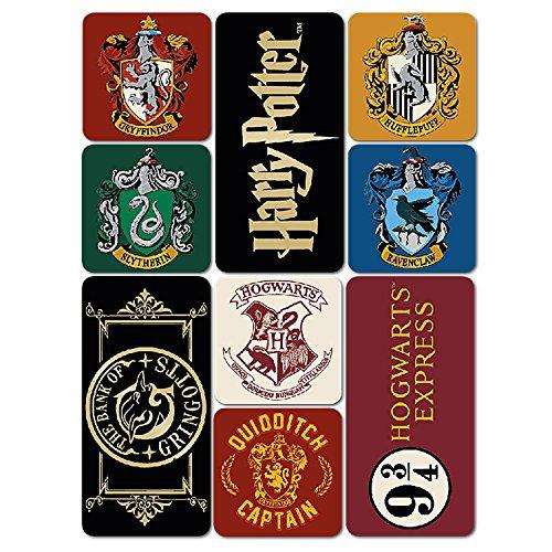 GGS Set IMANES Harry Potter Houses