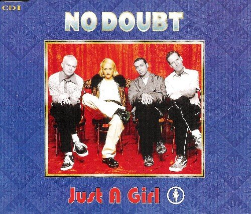 Just a Girl / Different People [Audio CD] No Doubt