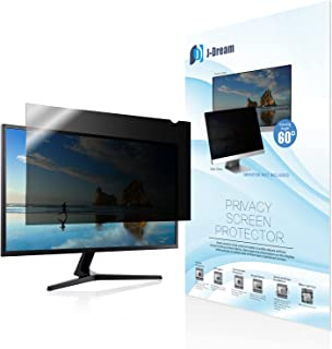 21.5 Inch Privacy Screen Filter for Widescreen Monitor (16:9 Aspect Ratio) - Please Measure Carefully!