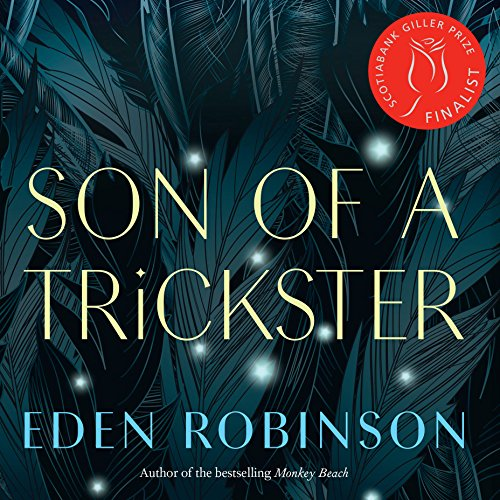 Son of a Trickster audiobook cover art