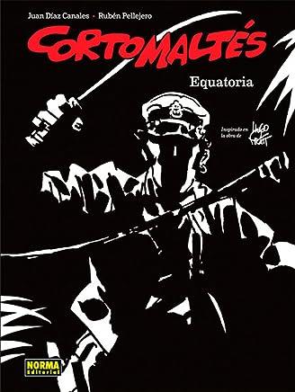 Corto Maltés. Equatoria. Edición BN